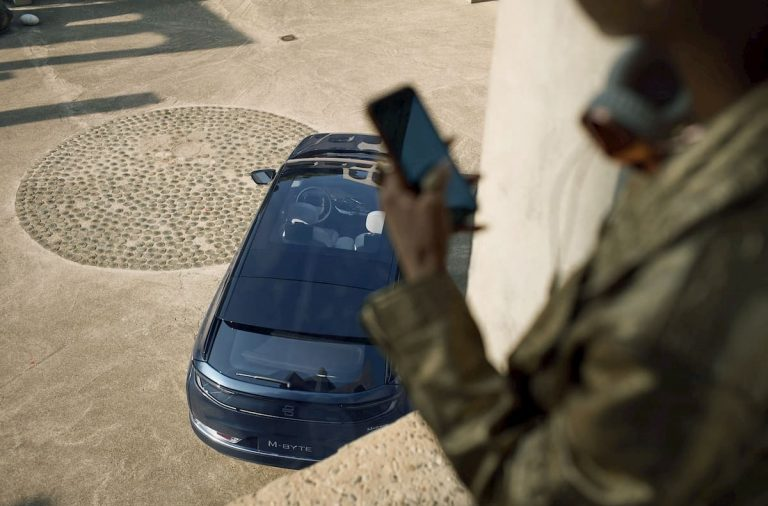 Byton podrá vender sus coches eléctricos en los EE. UU.