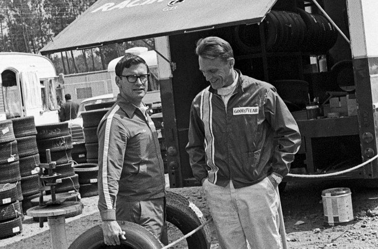 Goodyear en la verdadera Le Mans '66
