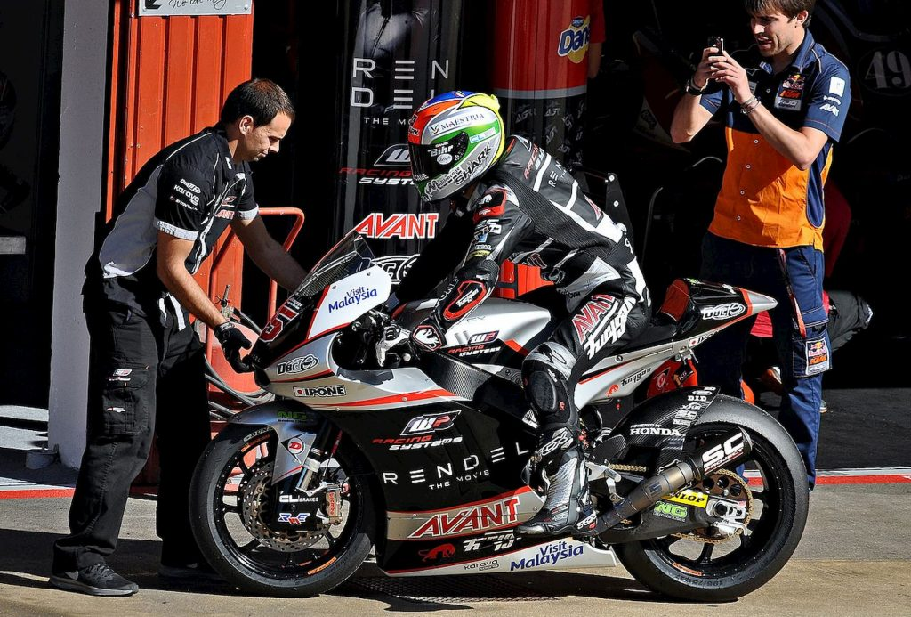 Zarco, posible sustituto de Lorenzo en Honda