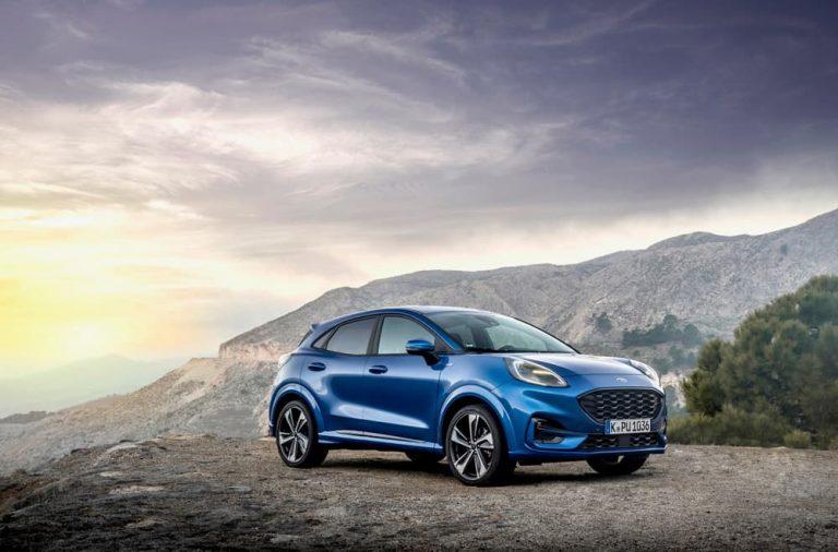 Nuevo Ford Puma, el crossover con un súper maletero