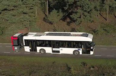 GiantLeap, autobuses eléctricos alimentados por hidrógeno