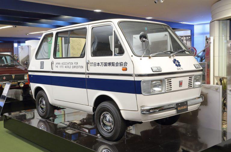 50 años del primer coche eléctrico de Suzuki