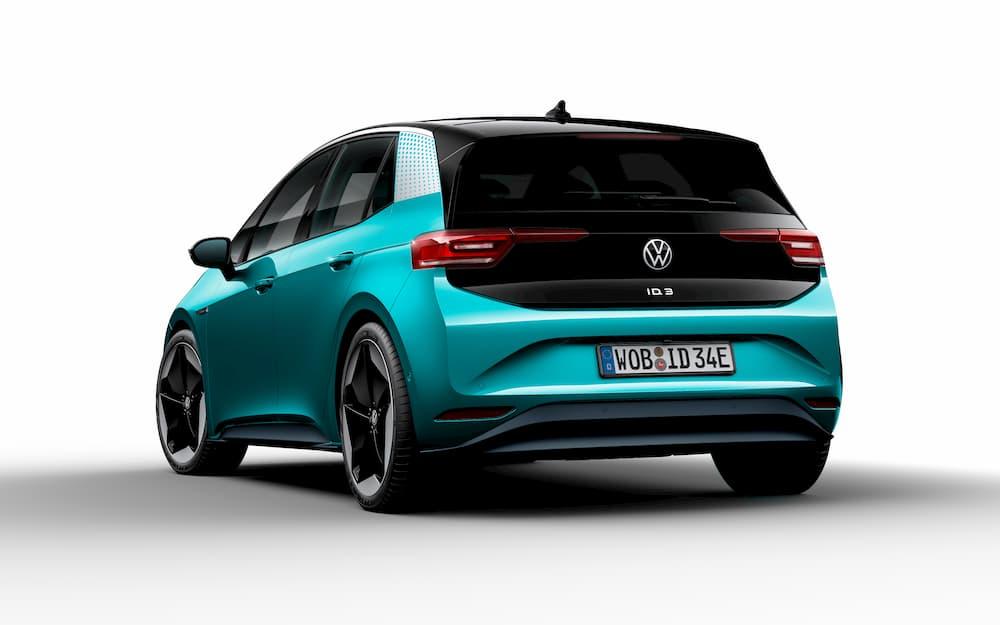 Volkswagen presenta por primera vez en españa el nuevo ID.3