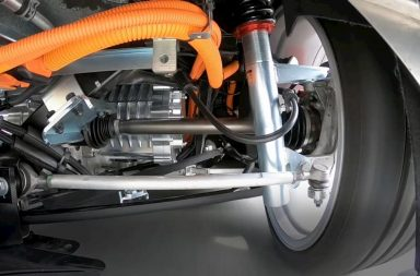 Yamaha construye un Alfa Romeo 4C eléctrico