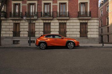 Lexus apuesta por España con la nueva campaña publicitaria del UX 250h