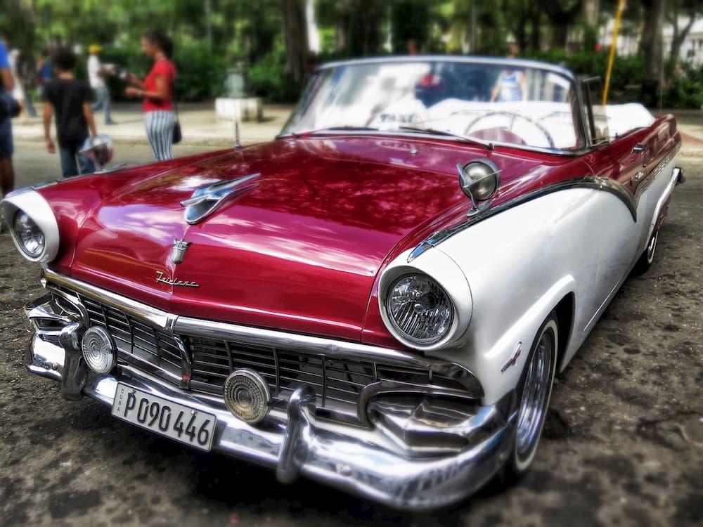 comprar un coche americano